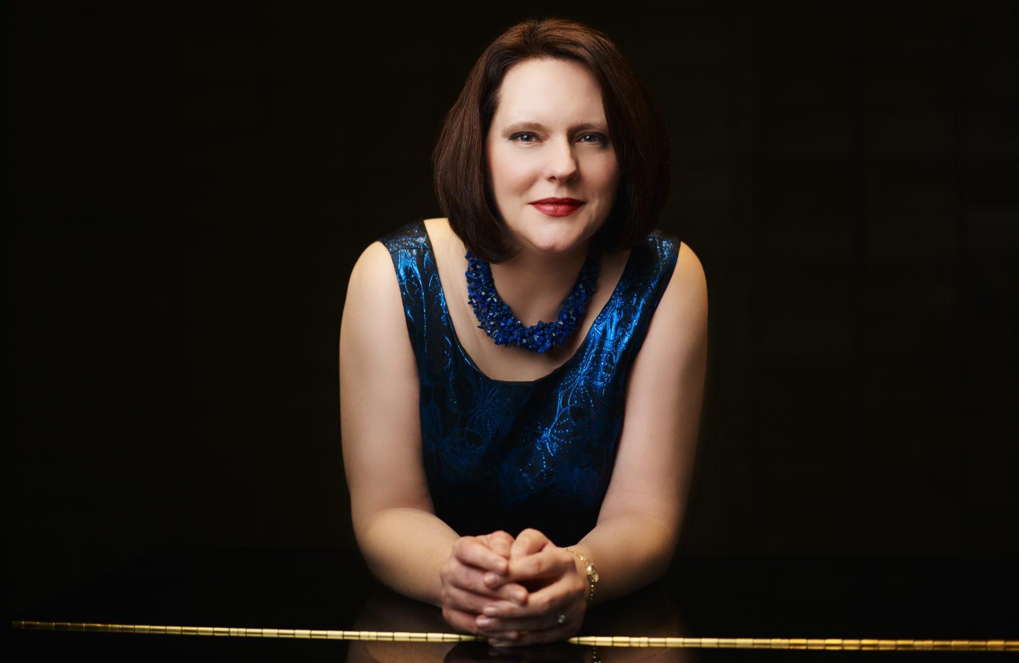 Kristín Jónína Taylor, pianist